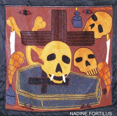 C - NADINE FORTILUS