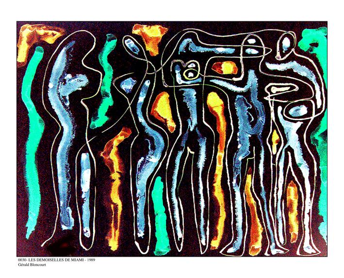 Les Demoiselles de Miami (1989)
